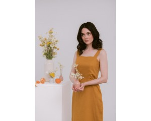 Farn Fitted Dress