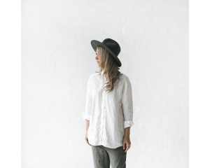 Seaside Tones Shirt White