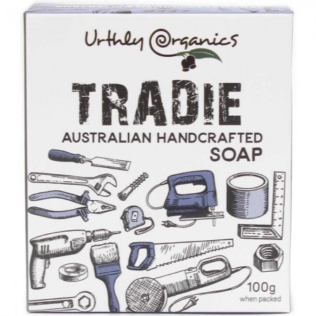 Urthly Organics Soap Bar - Tradie Soap