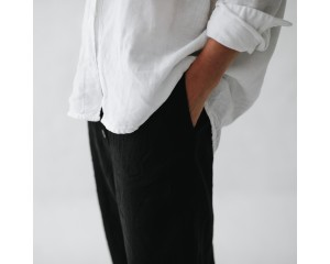 Seaside Tones 3/4 Pants Black Size M-L
