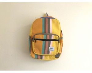 Beekeeper Parade Mini Royal Backpack Rainbow Stripe