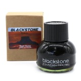 Blackstone Colours of Australia Fountain Pen Ink - Stump Black