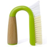 Full Circle Grunge Buster Grout & Tile Brush - Green