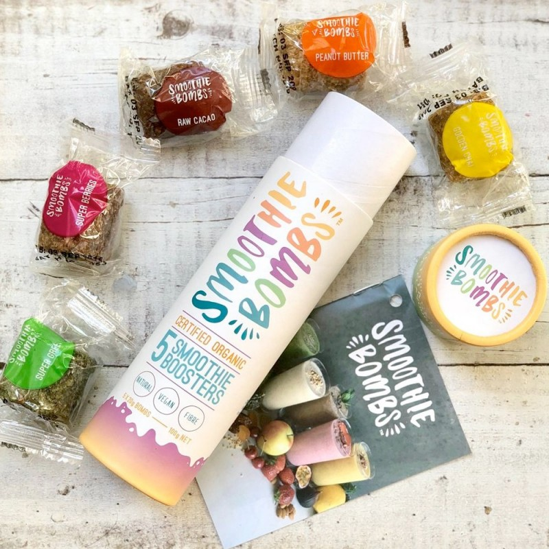 The Multitasker Five Flavours Smoothie Bomb