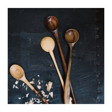 'Whittling Spoons with Carol Russell' Sat July 6 Workshop