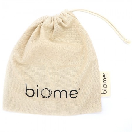 Biome Muslin Produce Bags Set of 3