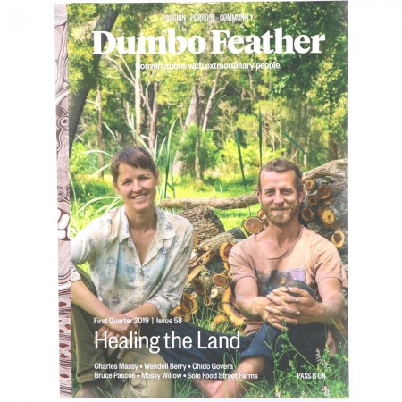 Dumbo Feather - Issue 58