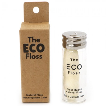 The ECO Floss Plant Based Floss - Mint