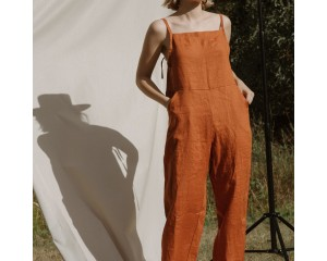 'Linen Jumpsuit Workshop with Common Stitch' Sun 14 April