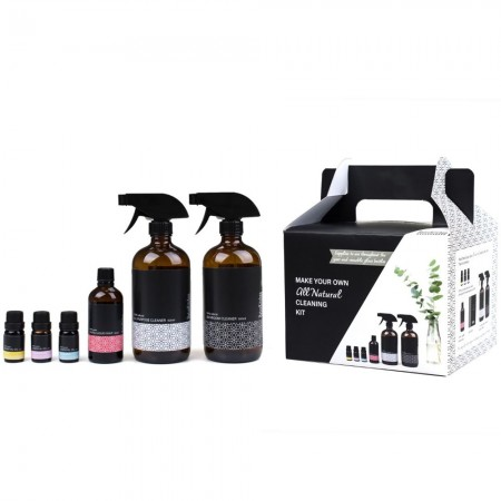 Make Your Own All Natural Cleaning Kit