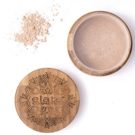 Elate Veiled Elation Loose Mineral Powder - Glowing