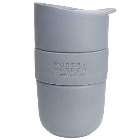 Robert Gordon Journey Travel Mug - Matte Grey