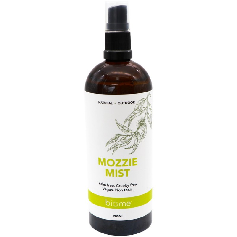 Biome Natural Outdoor Mozzie Mist 200ml