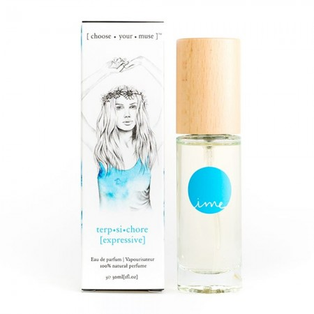 IME Natural Perfume 30ml - Terpsichore (Expressive)