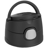 Thermos spare part - funtainer lid BLACK (carry loop lid style only)