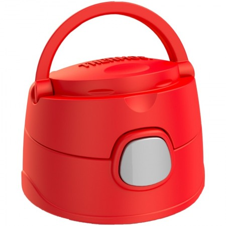 Thermos spare part - funtainer lid RED (carry loop lid style only)