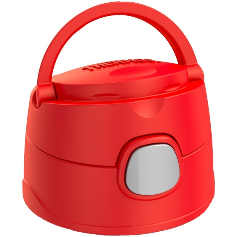 Thermos Replacement Part - Funtainer Lid RED (carry loop)