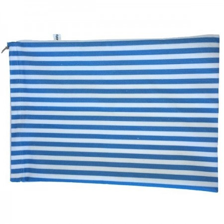 4MyEarth Reusable Cloth Bread Bag - Denim Stripe LAST CHANCE!