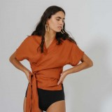 'Bellbird Wrap Top with Common Stitch' Sat July 27 Paddington, QLD Workshop