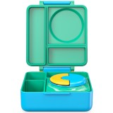 OmieBox Hot & Cold Bento Lunch Box - Meadow