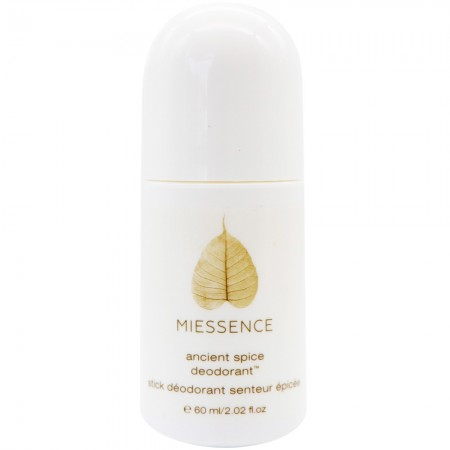 Miessence Organic Natural Deodorant - Ancient Spice