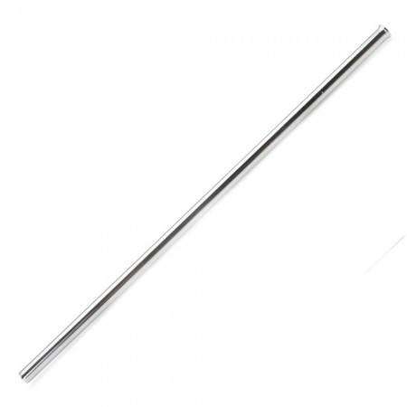 Stainless Steel Safety Straw 6mm Plastic Straw Size