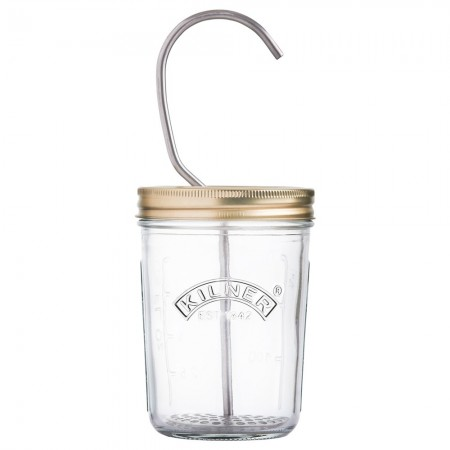 Kilner Mayonnaise & Sauce Maker Glass Jar Set