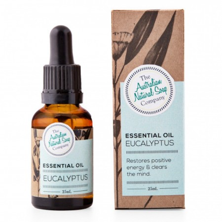Australian Natural Soap Company Essential Oil - Eucalyptus