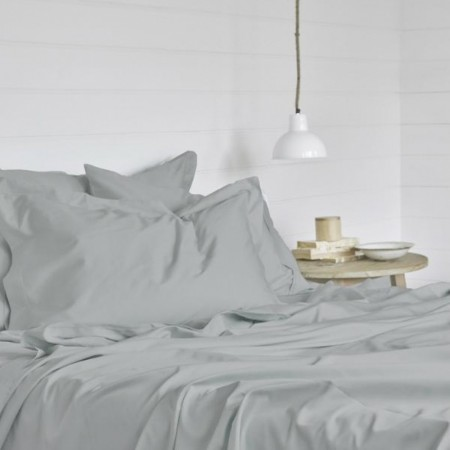Sheets On The Line Every Night Organics Sheet Set - Shadow