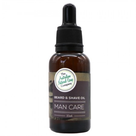 Australian Natural Soap Company Man Care Beard & Shave Oil