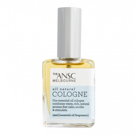 Australian Natural Soap Company Cologne 15ml - Blue