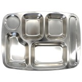 Baby Quoddle Stainless Steel Food Tray