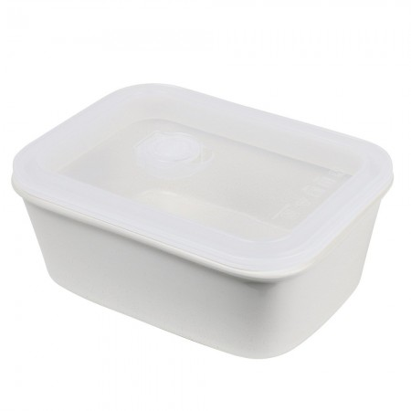 Robert Gordon Feast Ceramic Travel Container - Rectangle Cream