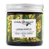 Urthly Organics Hand & Body Cream - Lemon Myrtle