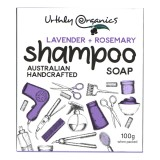 Urthly Organics Hair & Body Shampoo Bar - Lavender Rosemary