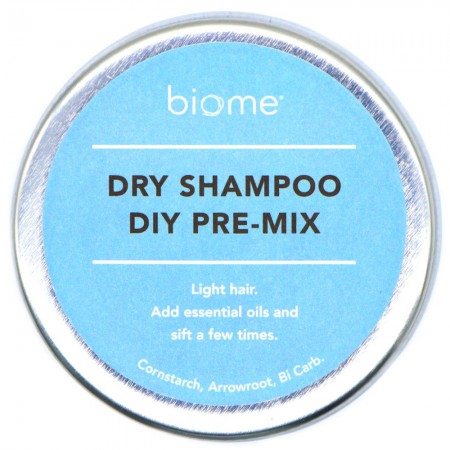 Biome Dry Shampoo 50g - Light Hair