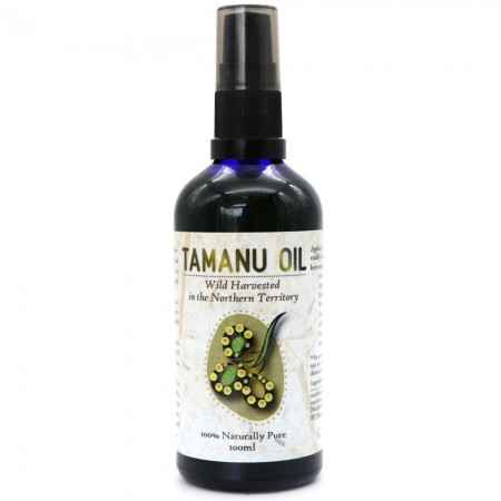 Northern Wild Harvested Tamanu Oil (select size)