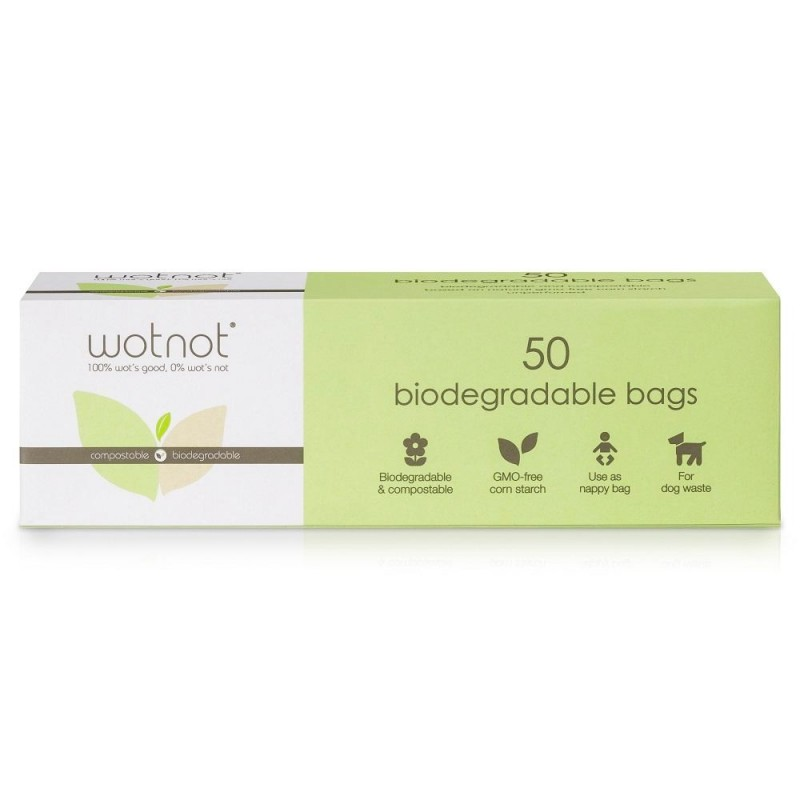Wotnot nappy bags (50)