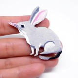 Pixie Nut and Co Bilby Brooch