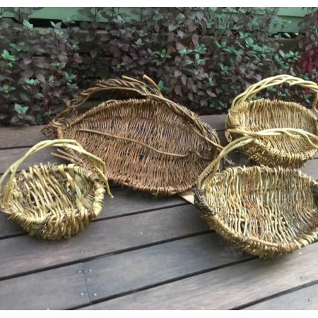 'Basket Weaving Workshop' with Wild Baskets: Sat July 13