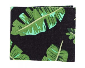 Beekeeper Parade Wallet Jungle Leaf