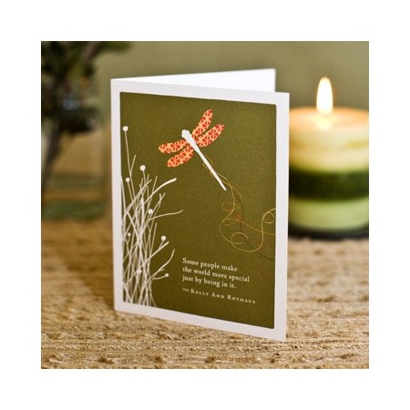 Love Friendship Greeting Card - Some People Make...