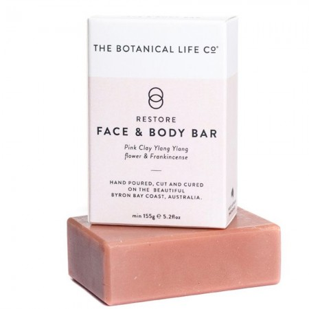 The Botanical Life Co. Body Bar Restore 155g