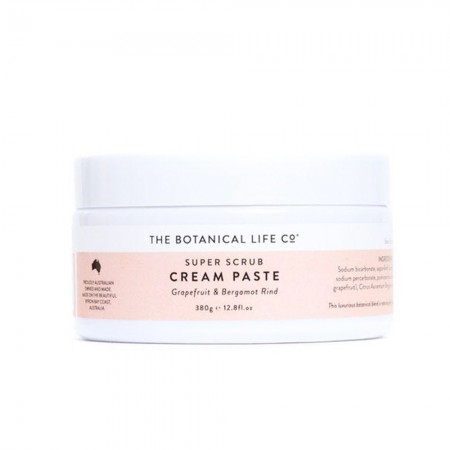 The Botanical Life Co. Super Scrub Clean Paste 350g