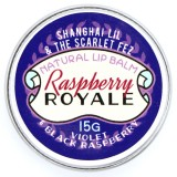 Shanghai Lil & The Scarlet Fez Lip Balm Raspberry Royale