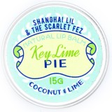 Shanghai Lil & The Scarlet Fez Lip Balm Key Lime Pie