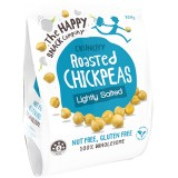 The Happy Snack Company Roasted Chickpeas 200g - Lightly Salted