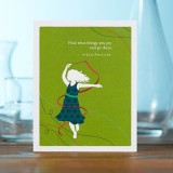Birthday Greeting Card - Find What Brings ...