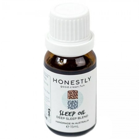 Honestly Sleep Oil 10ml - Deep Sleep Blend