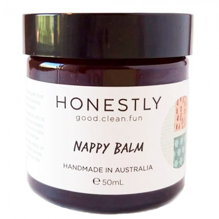 Honestly Nappy Balm Tender Treatment 50ml